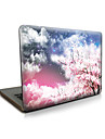 Capa para MacBook / Capas de Laptop Flor Plastico para MacBook Pro 15 Polegadas / MacBook Air 13 Polegadas / MacBook Pro 13 Polegadas