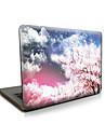 MacBook Etuis / Sacoche pour ordinateur portable pour Fleur Plastique MacBook Pro 15 pouces / MacBook Air 13 pouces / MacBook Pro 13
