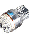 T20 Автомобиль Лампы 0.5 W Высокомощный LED 9 Лампа поворотного сигнала For Универсальный