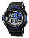 SKMEI Men\'s Digital Sport Watch Alarm / Calendar / date / day / Chronograph / Water Resistant / Water Proof / Cool / Noctilucent /
