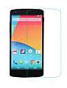 Screen Protector LG for LG Nexus 5 PET 1 pc Ultra Thin