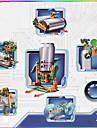 Jouets a Energie Solaire Kit de Bricolage Jouets Decouverte & Science Robot Jouets Machine Robot Pieces Garcon Cadeau