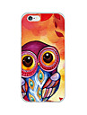 For iPhone 6 Case iPhone 6 Plus Case Case Cover Ultra-thin Pattern Back Cover Case Owl Soft TPU foriPhone 6s Plus iPhone 6 Plus iPhone 6s