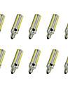 4W 400-500 lm E14 E12 E17 E11 LED 콘 조명 T 152LED LED가 SMD 3014 장식 따뜻한 화이트 차가운 화이트 AC110 AC220 AC 85-265V