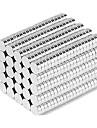 Jouets Aimantes Blocs de Construction Blocs Magnetiques 500 Pieces 3*1mm Jouets Aimant Creatif Circulaire Cadeau