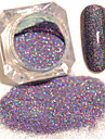 2g Manucure De oration strass Perles Maquillage cosmetique Nail Art Design