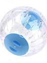Грызуны Шиншиллы хомяк пластик Колеса для тренировки Синий Розовый