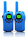 T668462 Handheld Low Battery Warning / Power Saving Function / VOX 3KM-5KM 3KM-5KM 22 0.5 W Walkie Talkie Two Way Radio