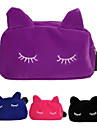 1Pcs Hot Sale Beauty Cute Cat Cosmetic Makeup Bag Case Organizer Zipper Handbag Coin Purse Travel Toiletry Makeup Tool