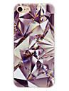 Для IMD Кейс для Задняя крышка Кейс для Геометрический рисунок Мягкий TPU для AppleiPhone 7 Plus iPhone 7 iPhone 6s Plus/6 Plus iPhone