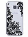 Coque Pour Samsung Galaxy S7 edge S7 Ultrafine Motif Coque Arriere Formes Geometriques Flexible TPU pour S7 edge S7 S6 edge plus S6 edge