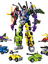 ENLIGHTEN Robot Blocs de Construction 506 pcs Militaire Guerrier Machine compatible Legoing Transformable Creatif Cool Classique & Intemporel Chic & Moderne Speciale Garcon Fille Jouet Cadeau