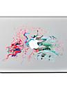 1 ед. Защита от царапин Животный принт Прозрачный пластик Стикер для корпуса Узор ДляMacBook Pro 15\'\' with Retina MacBook Pro 15 \'\'