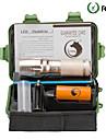 U\'King Φακοί LED LED Cree® XM-L T6 Εκτοξευτές 2000 lm 5 τρόπος φωτισμού με μπαταρία και φορτιστή Zoomable Ρυθμιζόμενη Εστίαση