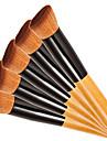 1 Кисть для румян Кисть для консилера Кисть для пудры Кисть для основы Прочие кисти Щетка контура Синтетические волосыОфис Путешествия