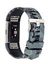 imprimes de haute qualite bande de silicone pour la charge Fitbit 2 smart bracelet bracelet pour bandes de CHARGE2 de Fitbit
