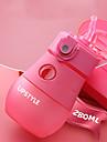 Silicone Polypropylene Bouteilles d\'Eau Portable Sans BPA Bouteille Etanche Eau jus Drinkware