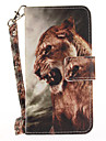 Case For Apple iPhone 7 Plus iPhone 7 Card Holder Wallet with Stand Flip Pattern Full Body Cases Animal Hard PU Leather for iPhone 7 Plus