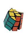 Rubik\'s Cube Octagonal Column 3*3*3 Smooth Speed Cube Magic Cube Puzzle Cube Smooth Sticker Gift Unisex