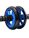 Wheel Roller Exercise & Fitness Gym Antiskid Durable PVC-