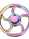 Fidget Spinner Hand Spinner Toys Toys Metal EDCStress and Anxiety Relief Office Desk Toys for Killing Time Focus Toy Relieves ADD, ADHD,