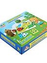 QZM ブロックおもちゃ 建設セット玩具 知育玩具 1 pcs 互換性のある Legoing 男の子 女の子 おもちゃ ギフト / ウッド