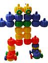 自動車おもちゃ ブロックおもちゃ 建設セット玩具 1 pcs カボチャ フルーツ 互換性のある Legoing 男の子 女の子 おもちゃ ギフト / 知育玩具