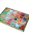 Maze & Sequential Puzzles 3D Maze Puzzle Box Toys Square ABS Metal Pieces Not Specified Unisex Gift