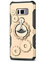 Capinha Para Samsung Galaxy S8 Plus S8 Antichoque Suporte para Aliancas Capa Traseira Armadura Rigida PC para S8 S8 Plus S7 edge S7