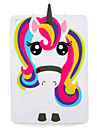 Coque Pour Apple iPad 4/3/2 iPad Air 2 iPad Air Motif Coque Dessin Anime 3D Flexible Silicone pour iPad 4/3/2 iPad Air iPad Air 2 iPad
