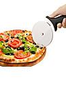 Utensilios de cozinha Plastico Novidades Cortador e Fatiador para Pizza