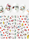 1 3D Nail Stickers Fashion Daily High Quality