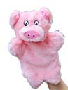 Poupees Marionnette de Doigt Jouets Rabbit Cochon Animaux Enfant Pieces