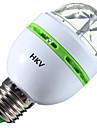HKV 3W 200-300lm Круглые LED лампы 1 Светодиодные бусины Высокомощный LED RGB