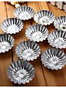 форма для пирога с хризантемой 10 загруженная форма тортов, инструмент для выпечки