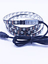 12w rgb usb dc 5v 1m 60 leds strip lights alta qualidade led light