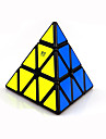 Rubik\'s Cube QI YI Warrior Pyramid Smooth Speed Cube Magic Cube Puzzle Cube Competition Gift Unisex
