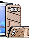 Case For Samsung Galaxy J7 Prime J5 Prime Shockproof with Stand Back Cover Solid Color Hard PC for On7(2016) On5(2016) J7 Prime J7 (2016)