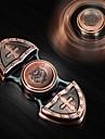 Toupies Fidget Spinner a main Toupies Jouets Jouets Ring Spinner Metal EDCSoulage ADD, TDAH, Anxiete, Autisme Soulagement de stress et