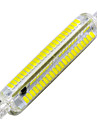 ywxlight® r7s dimmable 10w 228led 5730smd 850-950lm branco quente branco frio branco natural 2800/4000 / 6500k ac220-240v
