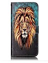 For Samsung Galaxy  S8 Plus S8 Case Cover Card Holder Wallet Embossed Pattern Full Body Case Animal Hard PU Leather for S7 edge S7 S6 edge S6