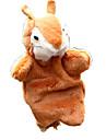 핑거 퍼펫 손가락 인형 장난감 다람쥐 큐트 애니멀 러블리 플러시지 플러쉬 키드 조각
