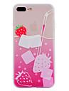 Для apple iphone 7 плюс 7 tpu материал лето c телефон для питья 6 с плюс 6 плюс 6 с 6