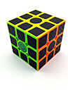 Rubik\'s Cube Carbon Fiber 3*3*3 Smooth Speed Cube Magic Cube Puzzle Cube Matte Sticker Competition Gift Unisex