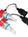 H8 / H11 / H9 Автомобиль Лампы Интегрированный LED 3600lm Светодиодная лампа Налобный фонарь