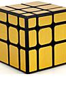 Rubiks kub MoYu Spegelkub 3*3*3 Mjuk hastighetskub Magiska kuber Utbildningsleksak Stresslindrande leksaker Pusselkub Lena klistermärken