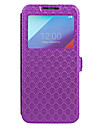 Case For LG G6 Case Cover Card Holder with Stand Flip Embossed Full Body Case Geometric Pattern Hard PU Leather