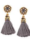Femme Boucles d\'oreille goutte Bijoux Mode Boheme Personnalise euroamericains bijoux de fantaisie Alliage Bijoux Pour Mariage Soiree /