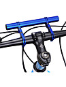 Estensore manubrio bicicletta Regolabile Portatile Duraturo Facile da applicare Conveniente Per Bici da strada Mountain bike Ciclismo Alluminio Nero Rosso Blu