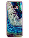 For Samsung Galaxy S8 Plus S8 Phone Case TPU Material Agate Pattern Painted Phone Case S7 Edge S7 S6 Edge S6